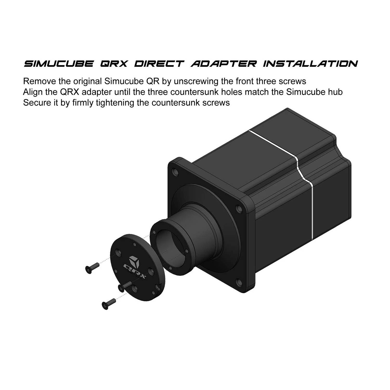 QRX-adapter-installation - G-Performance