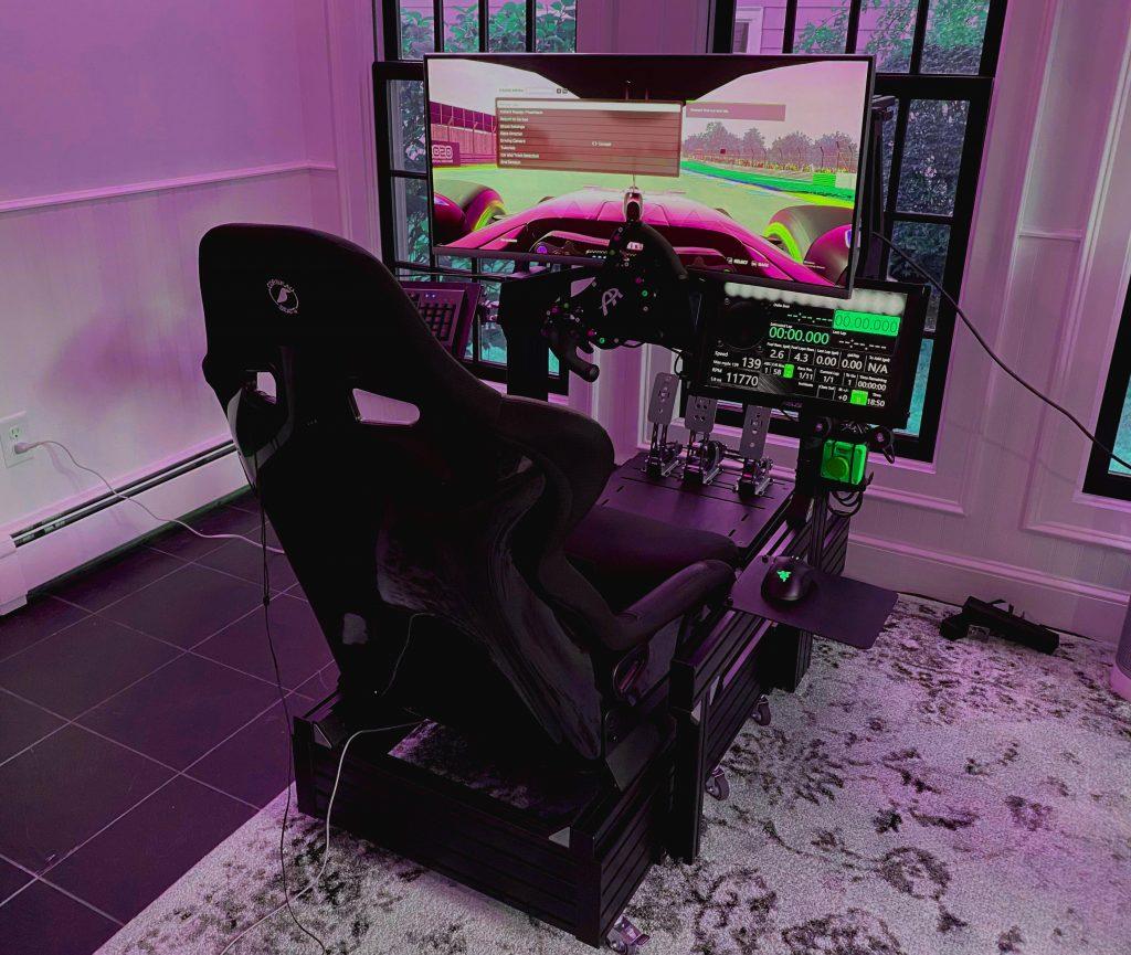 simucube setup