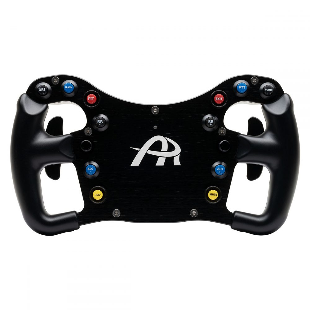 shop.gperformance.eu - Ascher Racing F28-SC V2 - front view