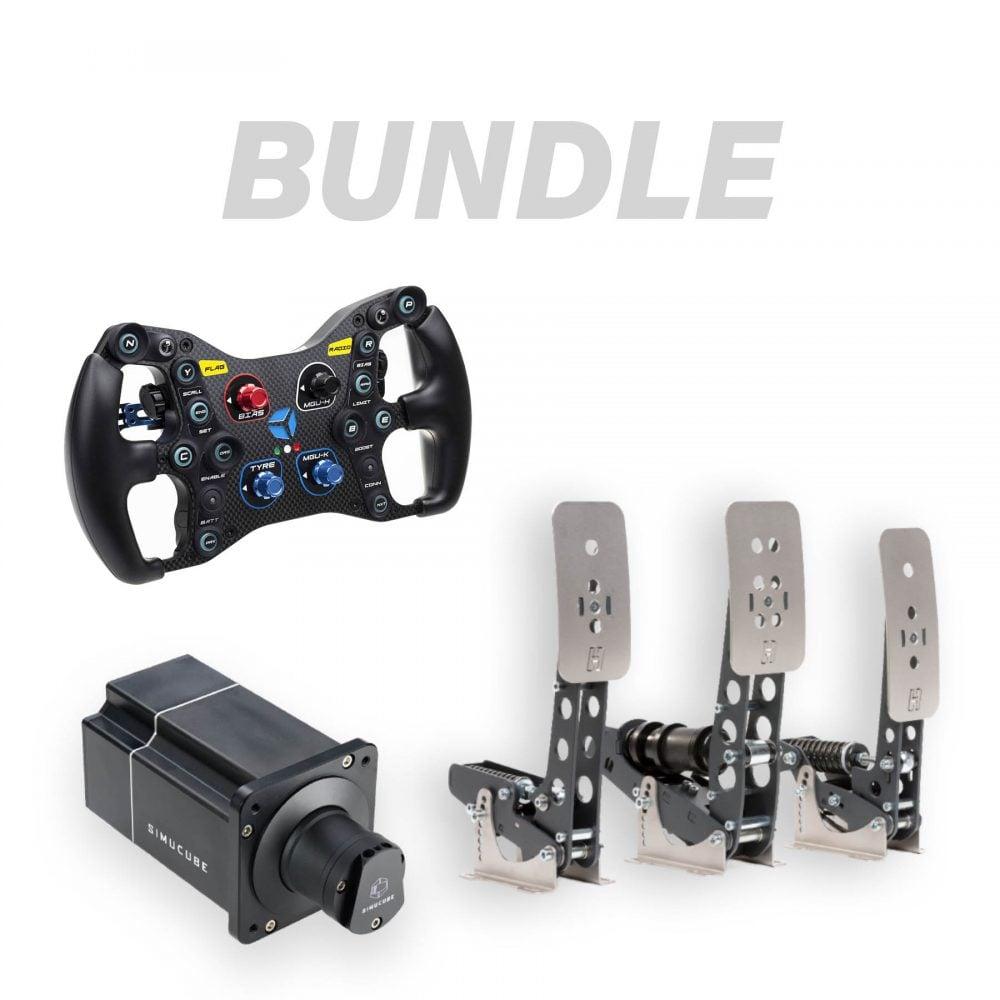 shop.gperformance.eu - BUNDLE - Formula Pro Wireless - Simucube 2 Pro - Heusinkveld Sprint pedals _ G-Performance