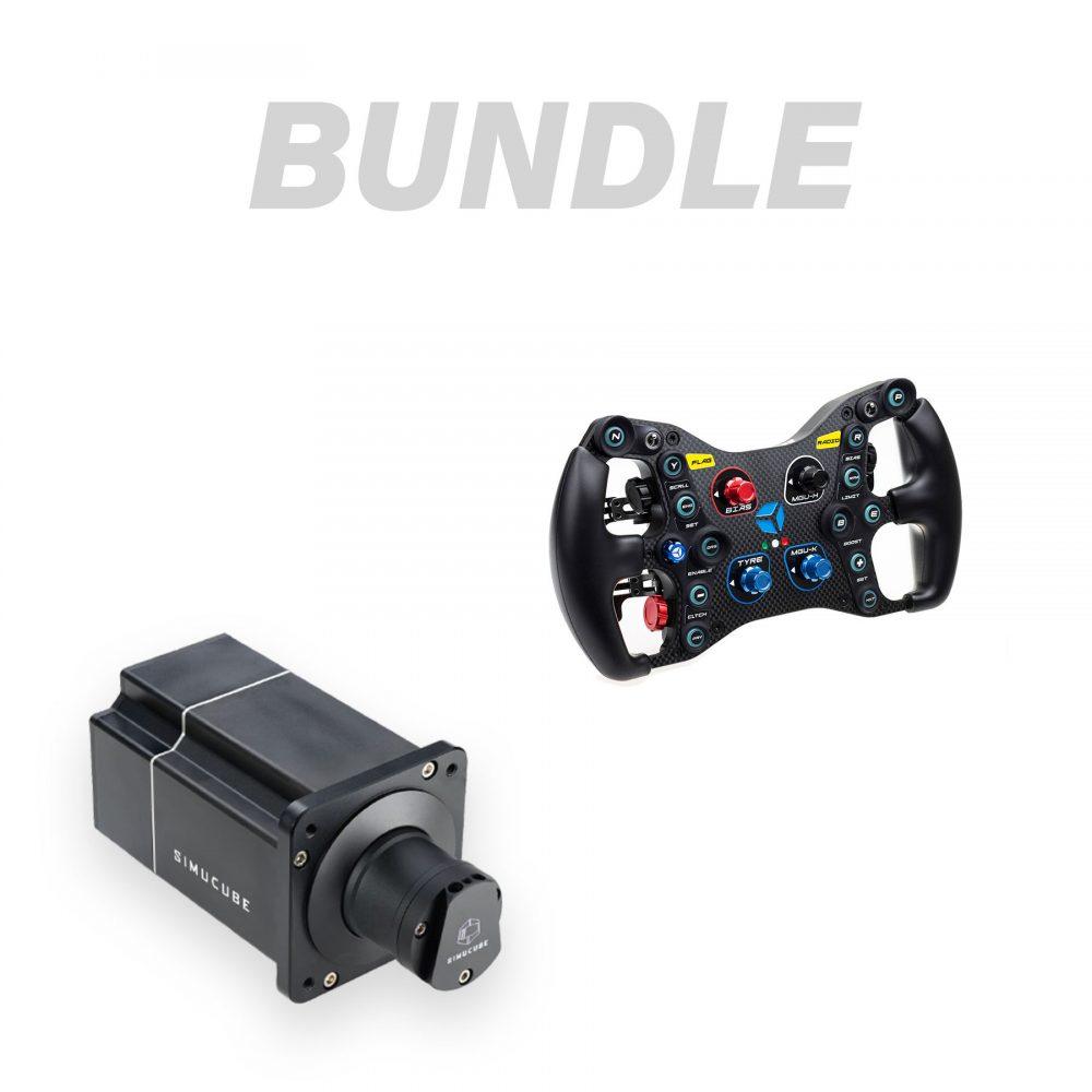 Bundle Cube Controls Formula Pro + Simucube 2 Pro - G-Performance