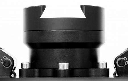 shop.gperformance.eu - SimuCube 2 quick release wheel side kit assembled - wheel - G-Performance sim racing hardware