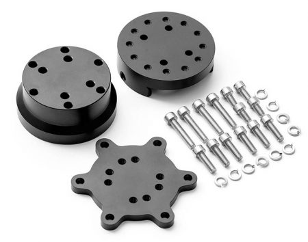 shop.gperformance.eu - SimuCube 2 quick release wheel side kit including bolts and washers - product description